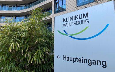 MVI spendet an das Klinikum Wolfsburg