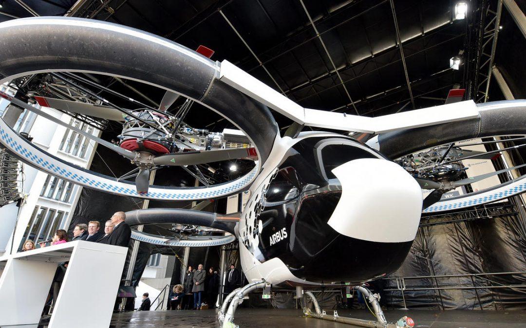 Urban Air Mobility (UAM): MVI ist Partner der Initiative